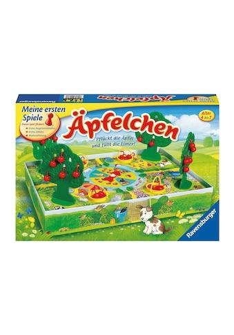 Ravensburger Spiel »Pflückt die Äpfel und füllt die Eimer!«, Made in Europe, FSC® -... kaufen