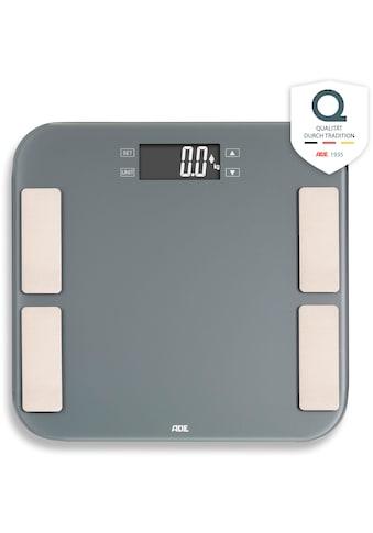 ADE Körper-Analyse-Waage »BA1807 Malou«, digitale Personenwaage zur Analyse von... kaufen