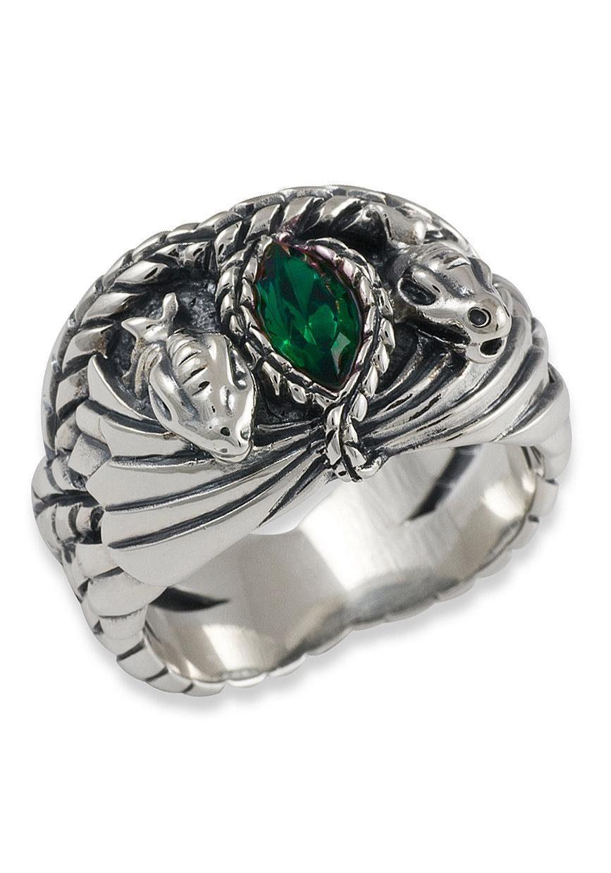 Der Herr der Ringe Fingerring »Barahir - Aragorns Ring, 10004057« | Schmuck > Ringe > Fingerringe | Der Herr der Ringe