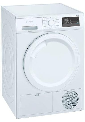 SIEMENS Wärmepumpentrockner iQ300 WT43H002, 7 kg kaufen