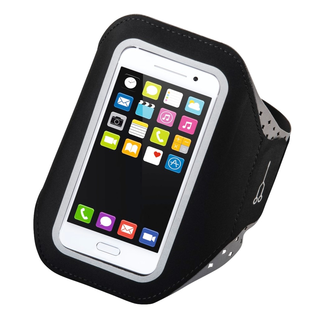"Hama Sport Armband für Smartphones, UNIVERSAL, 4,5-5,0"" Handys"
