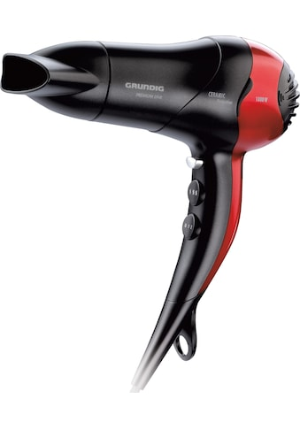 Grundig Haartrockner »HD 3700«, 1800 W, 1 Aufsätze kaufen