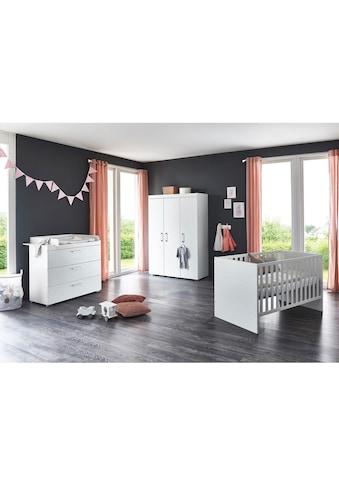 arthur berndt Babyzimmer-Komplettset »Liene«, (Set, 3 St.), Made in Germany; mit... kaufen