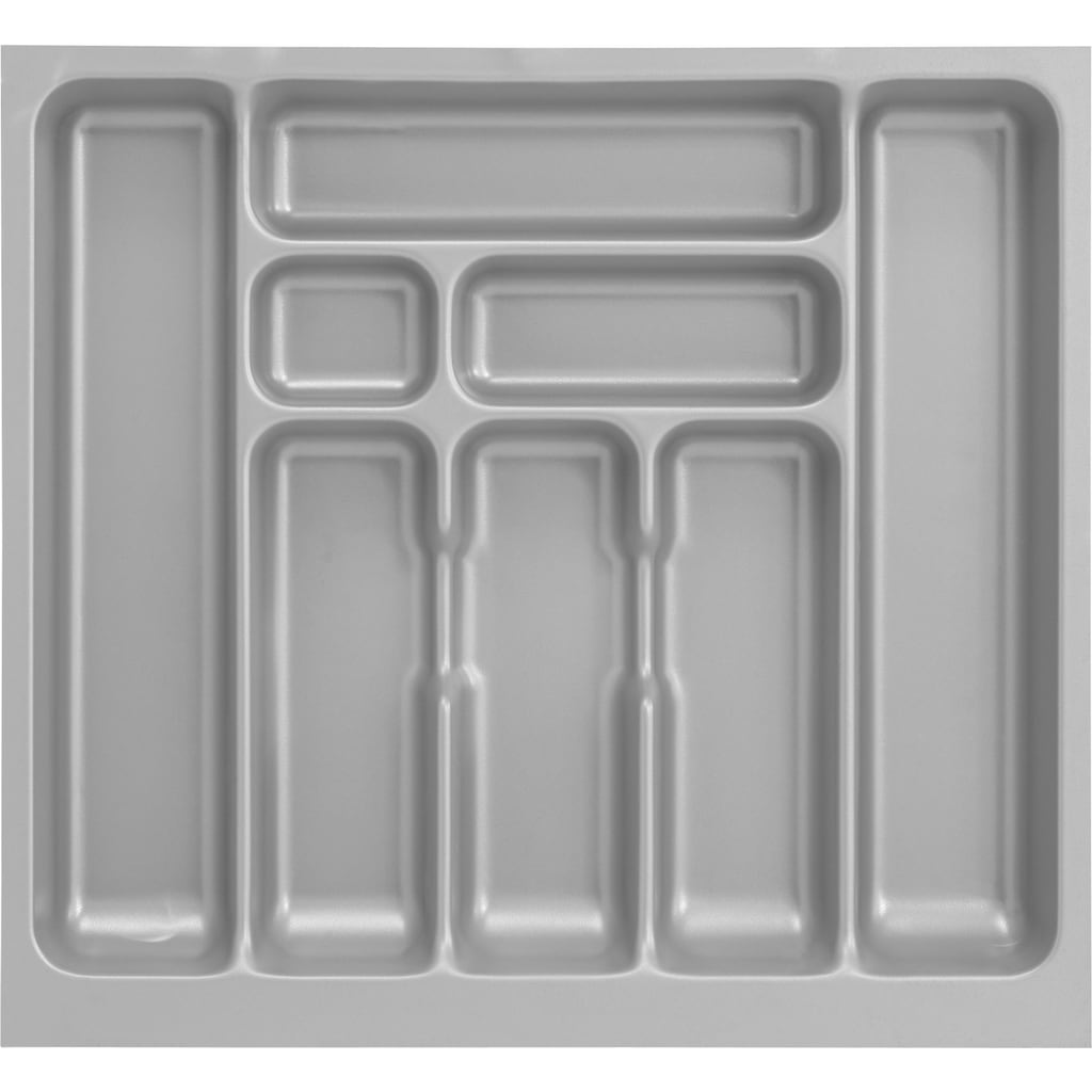 OPTIFIT Besteckeinsatz, Breite 60 cm, passend für Schubkästen der Serien Faro, Kalmar, Mini, Parare, Iver, Vigo, Lagos und Roth