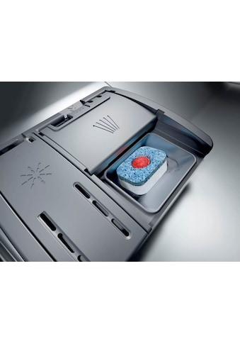 SIEMENS integrierbarer Geschirrspüler »SK75M522EU«, iQ500, SK75M522EU, 6 Maßgedecke kaufen