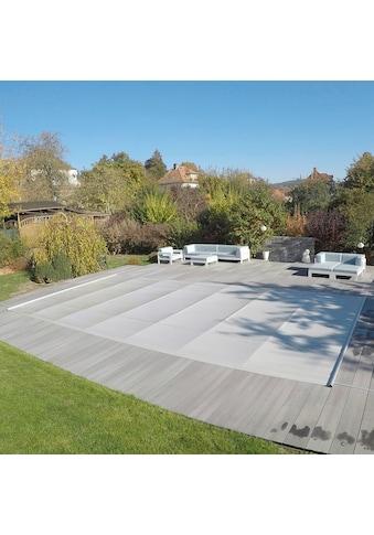 KWAD Pool-Abdeckplane »FLEX«, Rollabdeckung,BxL: 400x750 cm kaufen