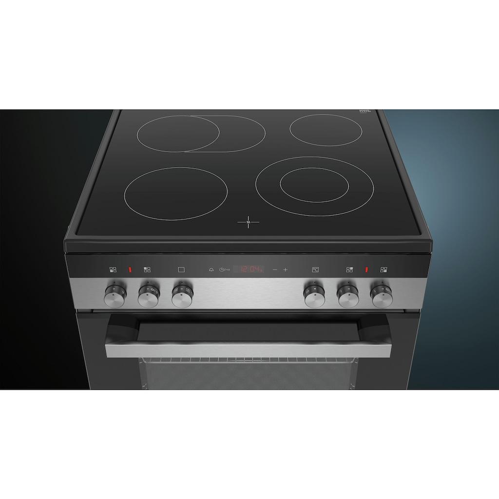 SIEMENS Elektro-Standherd »HK9R30250«