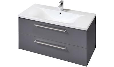 WELLTIME Waschplatz - Set »Torino«, Waschtisch, Breite 100 cm, 2 - tlg. kaufen