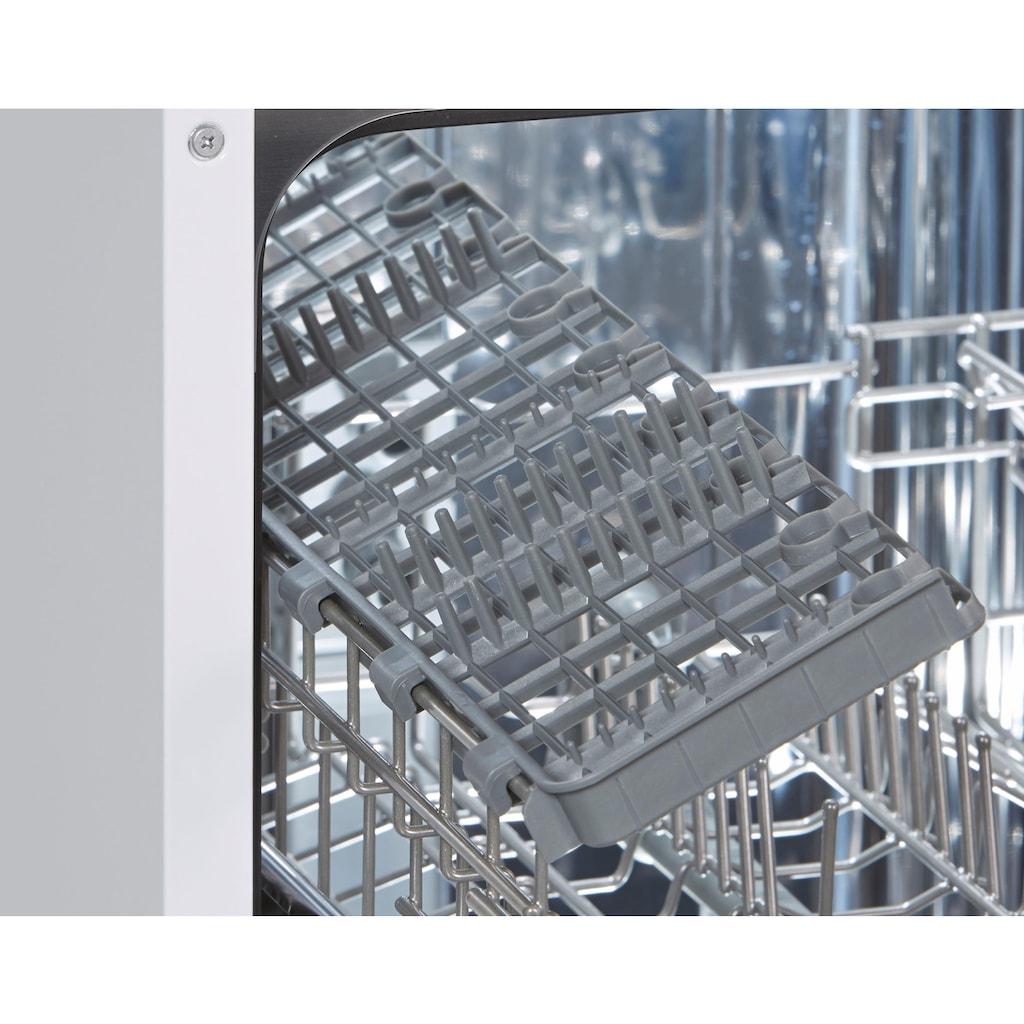 Amica vollintegrierbarer Geschirrspüler »EGSP 14768 V«, EGSP 14768 V, 9,5 l, 9 Maßgedecke, Energiesparfunktion ECO