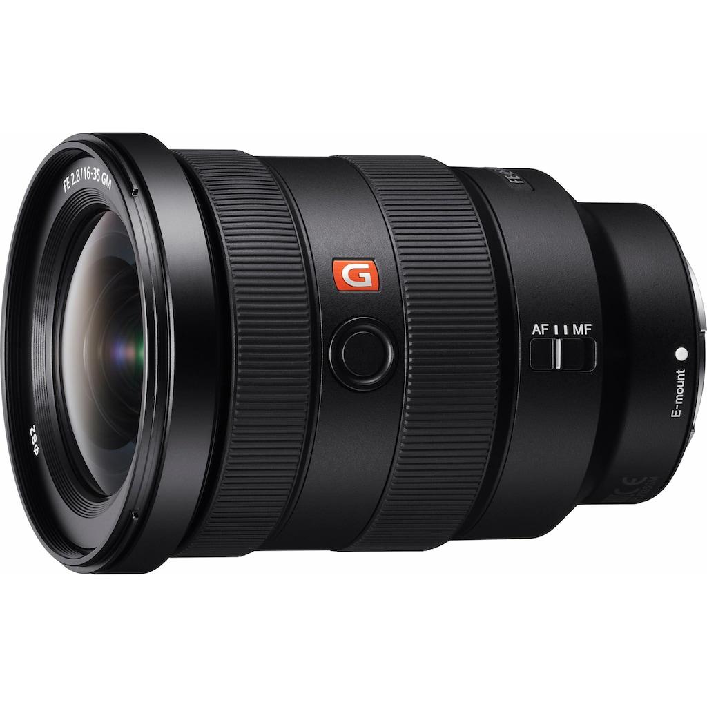 Sony Weitwinkelobjektiv »1635GM G Master«