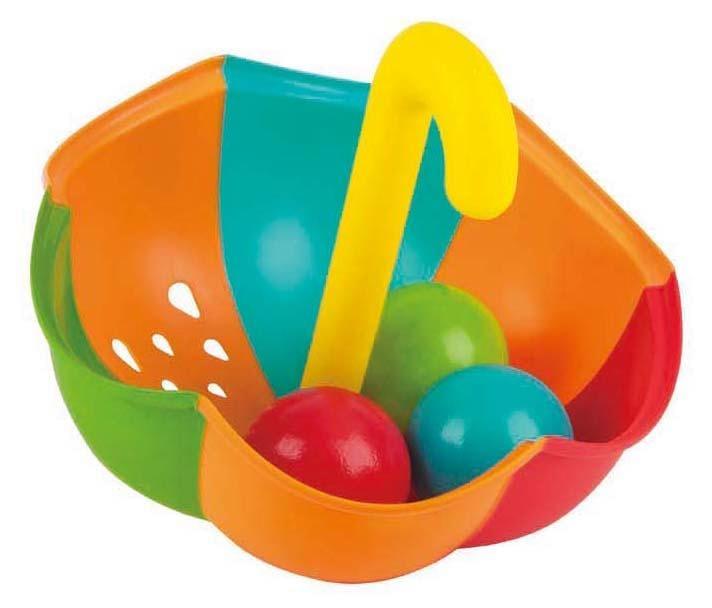 Hape Badespielzeug, »Buntes Regenschirm-Set« | Accessoires > Regenschirme | Mehrfarbig | Ab | HAPE