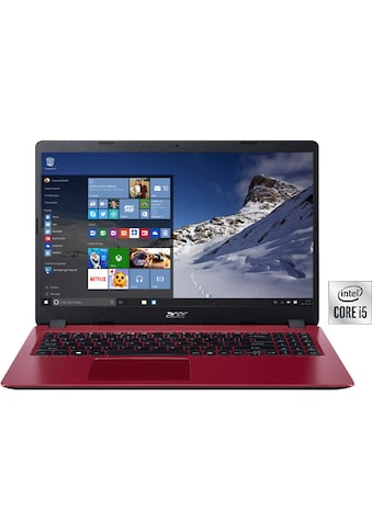 Acer Aspire 3 A315 - 56 - 5048 Notebook (39,62 cm / 15,6 Zoll, Intel,Core i5,  -  GB HDD, 512 GB SSD) kaufen