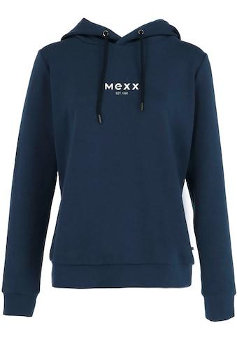 Mexx Hoodie, mit Logo-Aufdruck kaufen