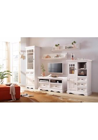 Home affaire Vitrine »Melissa«, Höhe 190 cm kaufen