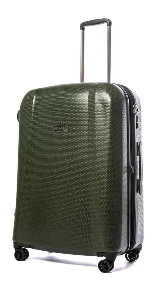 EPIC Hartschalen-Trolley GTO 4.0, Forest Green, 73 cm, 4 Rollen   Taschen > Koffer & Trolleys > Trolleys   Grün   Epic