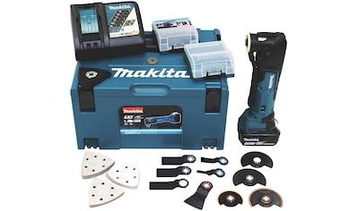 Makita Akku-Multifunktionswerkzeug »DTM51RT1J3«, inkl. Zubehör kaufen