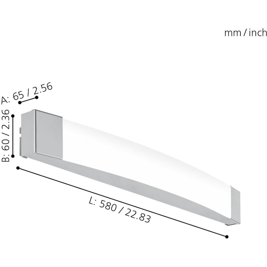 EGLO Spiegelleuchte »SIDERNO«, LED-Board, Neutralweiß