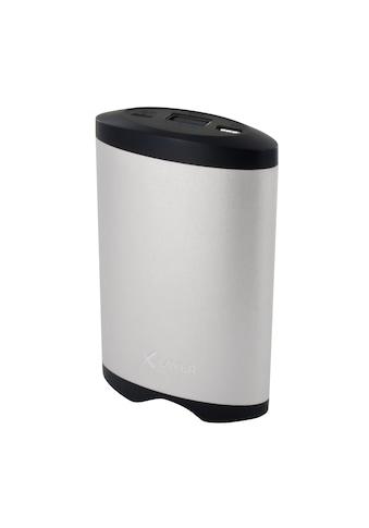 XLAYER Zusatzakku »Powerbank PLUS Heat Silver 5200mAh« kaufen