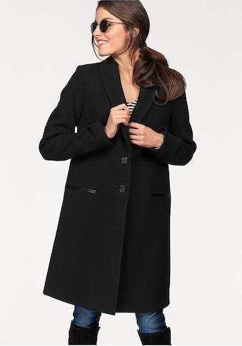 Aniston CASUAL Wollmantel, mit Schalkragen kaufen