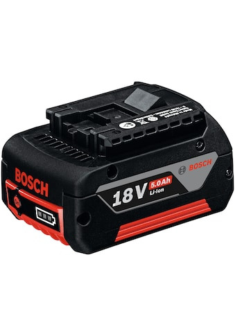 BOSCH Akku, 18 V/5,0 Ah Einschubakkupack (HD), Li-Ion, GBA M-C kaufen