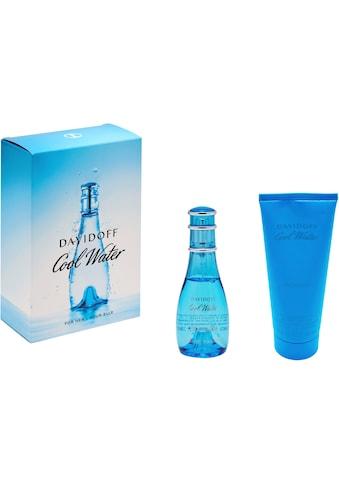 DAVIDOFF Duft-Set »Cool Water Woman«, (2 tlg.) kaufen