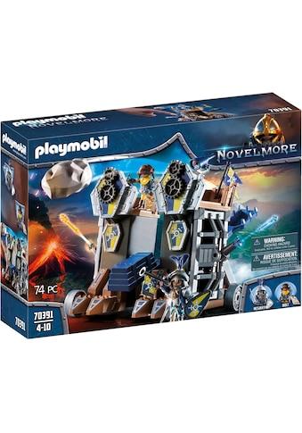 Playmobil® Konstruktions-Spielset »Mobile Katapultfestung (70391), Novelmore«, (74... kaufen