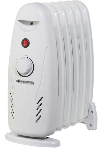 Sonnenkönig Ölradiator »20801002 / OFR 5A Mini«, 500 W kaufen
