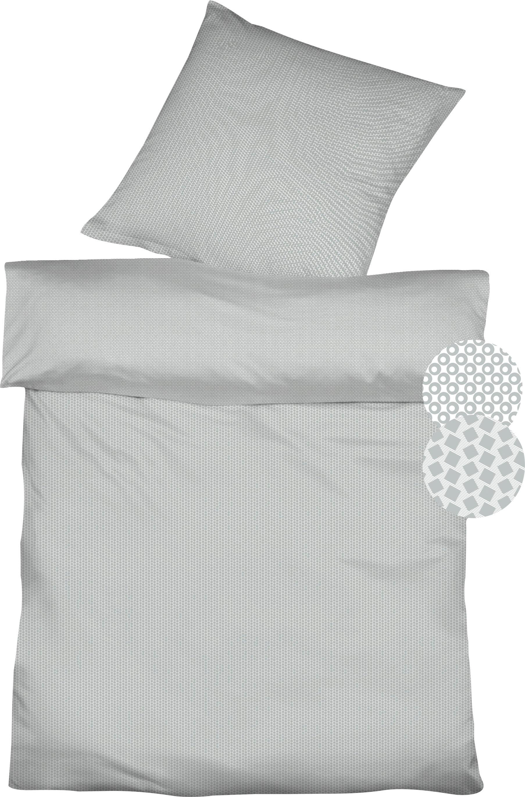 Wendebettwäsche »Topas Double«, fleuresse   Heimtextilien > Bettwäsche und Laken > Bettwäsche-Garnituren   Interlock - Jersey - Baumwolle   FLEURESSE