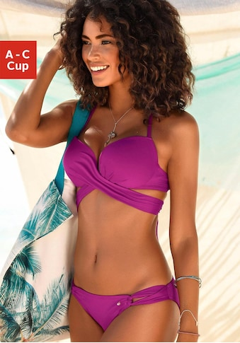 s.Oliver Beachwear Push - Up - Bikini kaufen