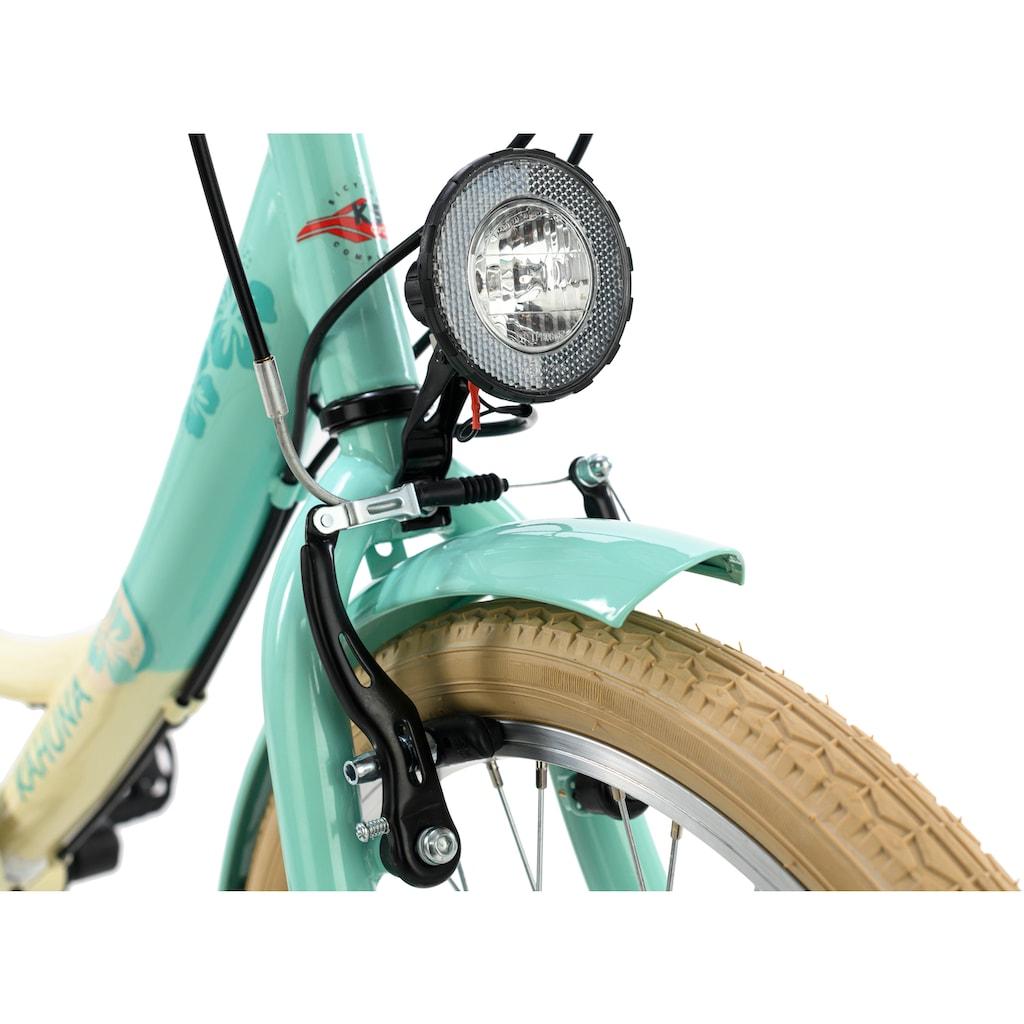 KS Cycling Jugendfahrrad »Kahuna«, 6 Gang, Shimano, Tourney Schaltwerk, Kettenschaltung