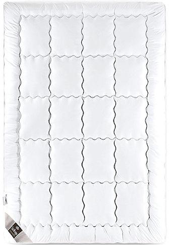 SEI Design Kunstfaserbettdecke »SWAN DE LUXE«, leicht, Bezug 100% Baumwolle, (1 St.) kaufen