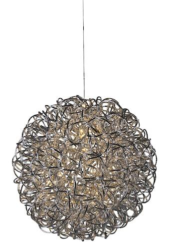 AM Design LED Dekolicht »Geflecht«, Warmweiß, in Kugelform kaufen