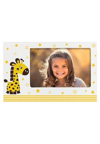 "Hama Porträtrahmen ""Giraffe Greta"", Weiß, 10 x 15 cm kaufen"