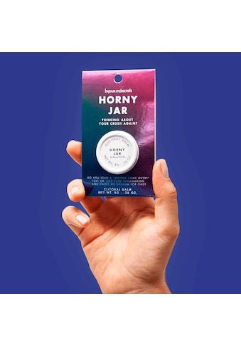 Bijoux Indiscrets Stimulationsgel »Horny Jar-Clitherapy«, Stimulationsbalsam kaufen