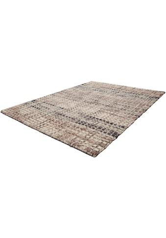 Obsession Wollteppich »My Lima 430«, rechteckig, 10 mm Höhe, reine Wolle, Wohnzimmer kaufen