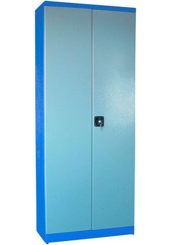 GÜDE Werkzeugschrank »TYP B«, (B/T/H): 78x38x193 cm kaufen