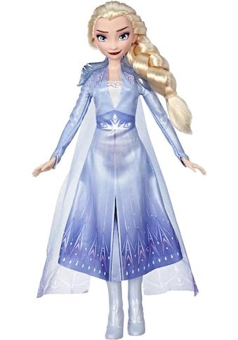 Hasbro Anziehpuppe »Die Eiskönigin II, Elsa« kaufen