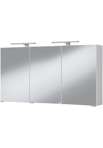 HELD MÖBEL Spiegelschrank »Malibu«, Breite 120 cm mit LED kaufen