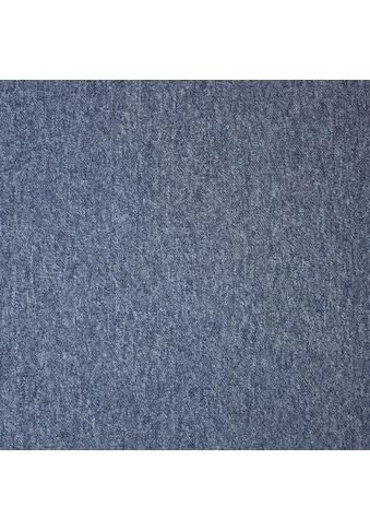 Teppichfliese »Neapel SL Dunkelblau«, 20 Stück (5 m²) kaufen