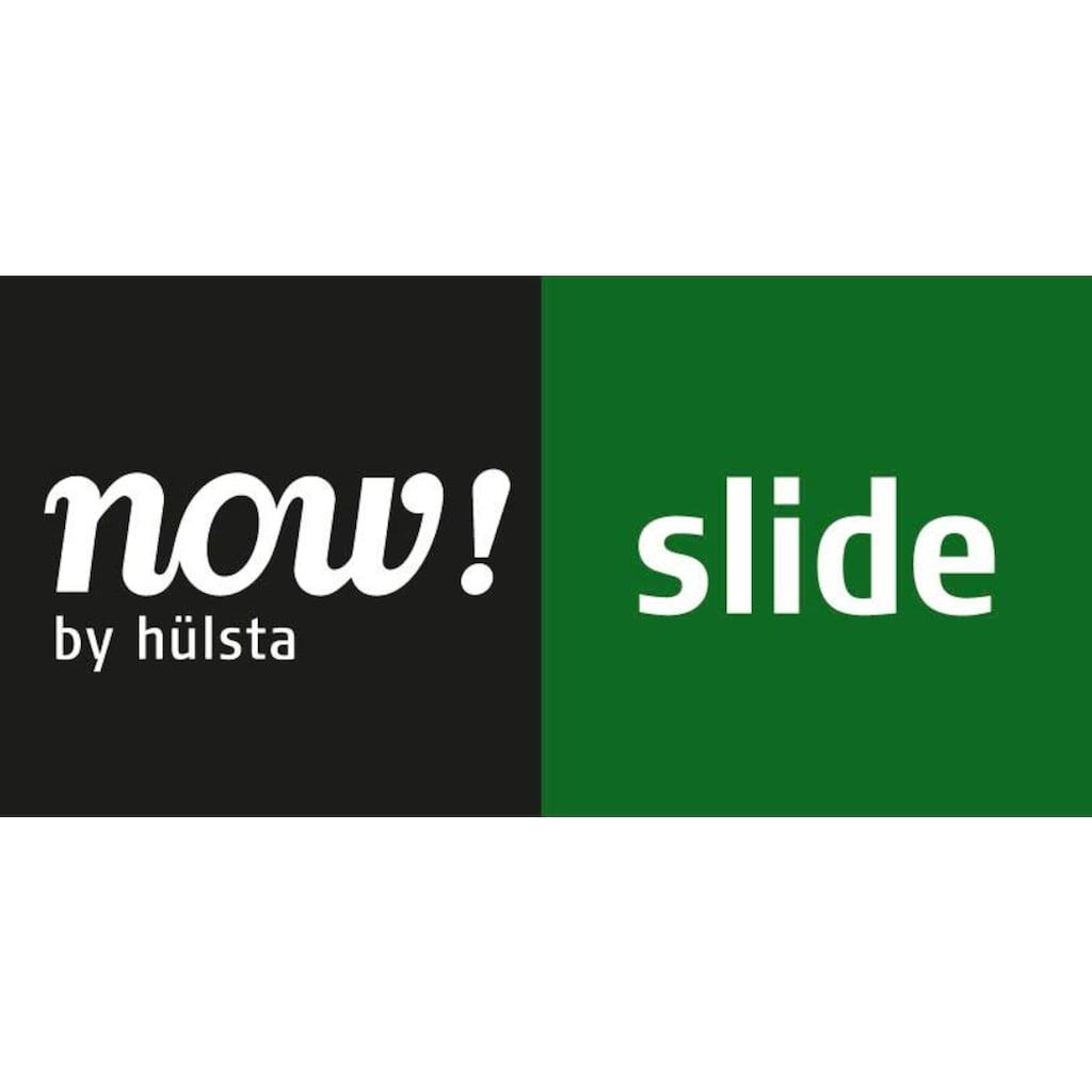 now! by hülsta Schwebetürenschrank »now! slide«, in grau oder weiß