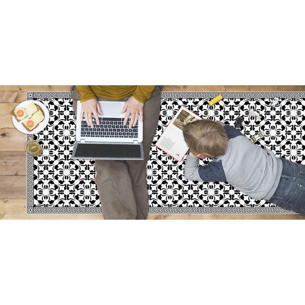 MySpotti Vinylteppich »Buddy Lotta«, rechteckig, 0,03 mm Höhe, statisch haftend