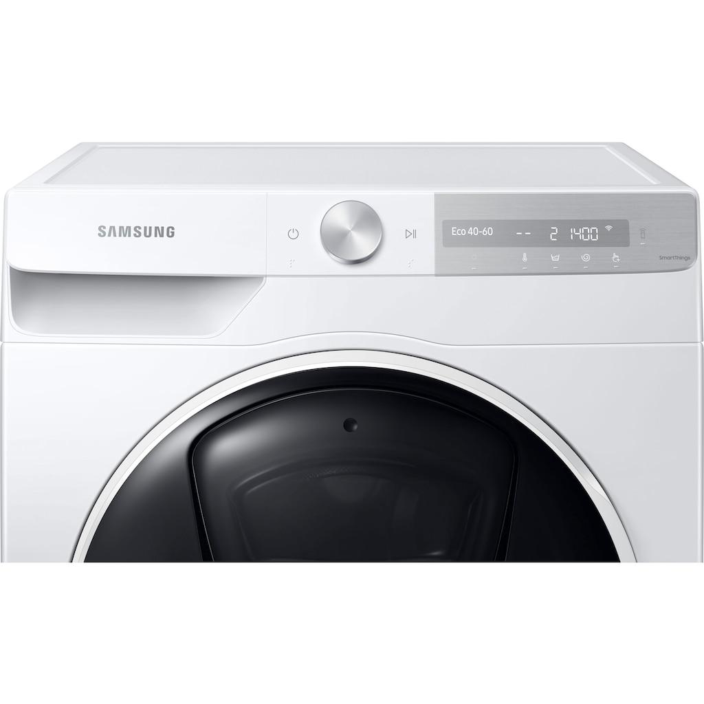 Samsung Waschmaschine »WW9GT754AWH«, WW9GT754AWH, 9 kg, 1400 U/min
