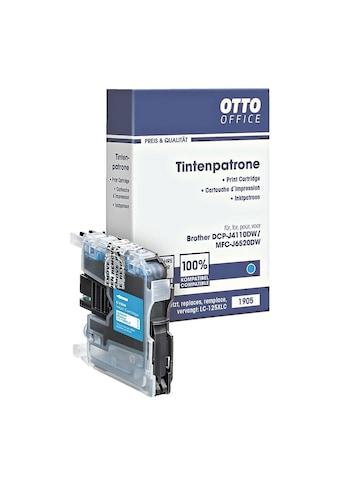 Otto Office Tintenpatrone ersetzt Brother »LC125XLC« kaufen