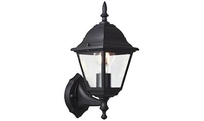 Brilliant Leuchten Außen-Wandleuchte »Newport«, E27, 1 St., Außenwandlampe stehend... kaufen