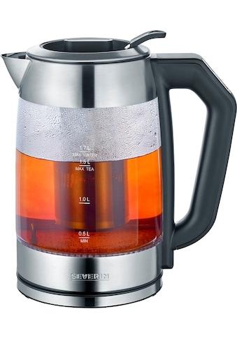 Severin Wasser-/Teekocher »WK 3477«, 2200 W kaufen