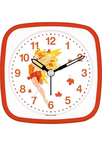 EUROTIME Kinderwecker »fliegende Fee Herbstlaub, 27027-13« kaufen