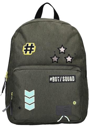 Vadobag Kinderrucksack »Skooter Boy Squad, army« kaufen