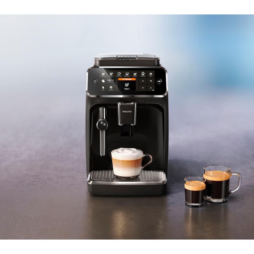 Philips Kaffeevollautomat »4300 Series EP4321/50«, mattschwarz