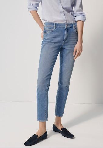 someday Ankle-Jeans »Cianu«, sitzt wie eine zweite Haut, dank Elastomultiester kaufen