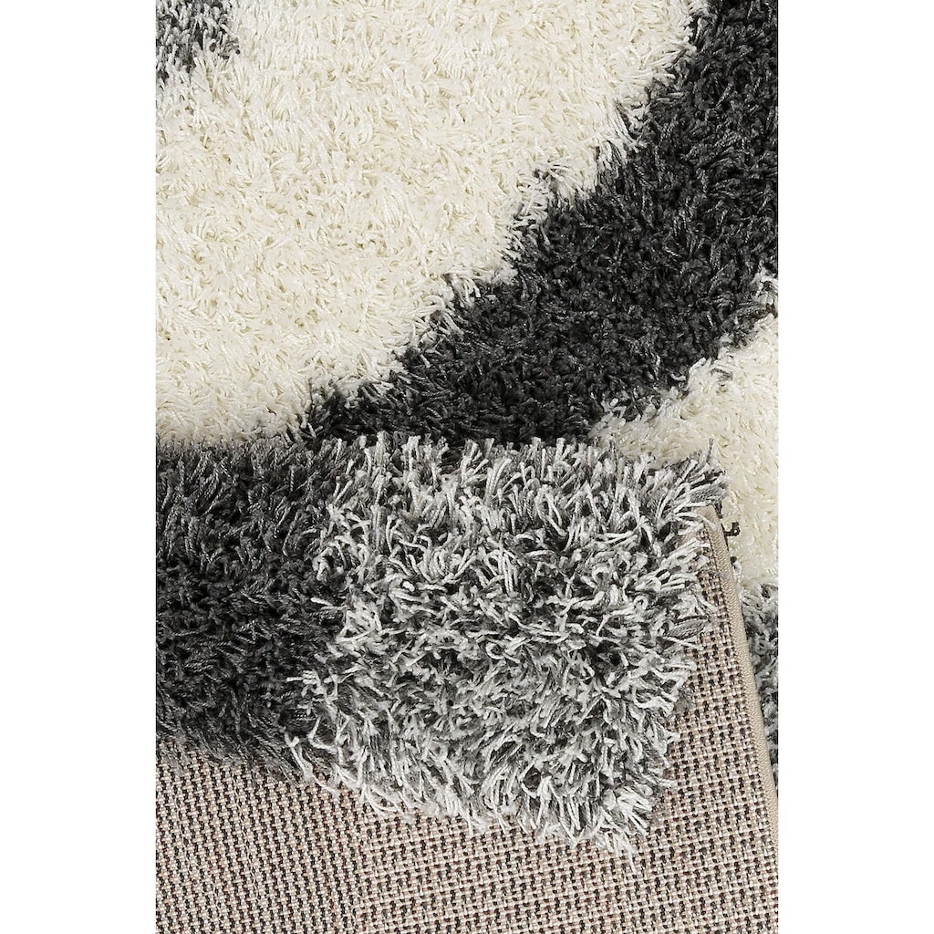 merinos Hochflor-Teppich »LOIR«, rechteckig, 50 mm Höhe
